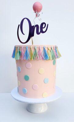 Sweet First Birthday